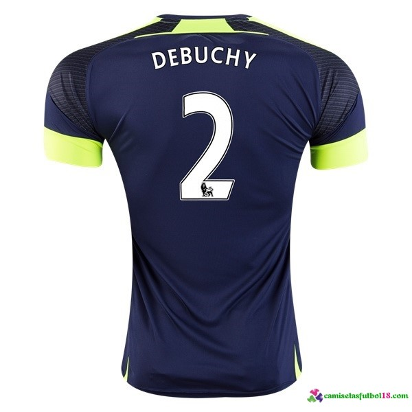 Debuchy Camiseta 3ª Kit Arsenal 2016 2017