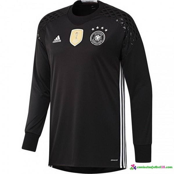 Camiseta 1ª Kit ML Alemania Portero 2017