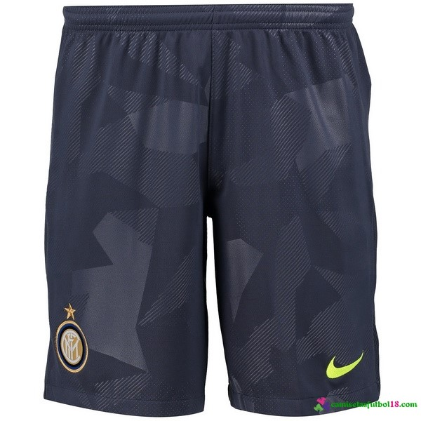 Pantalones 3ª Kit Inter Milan 2017 2018