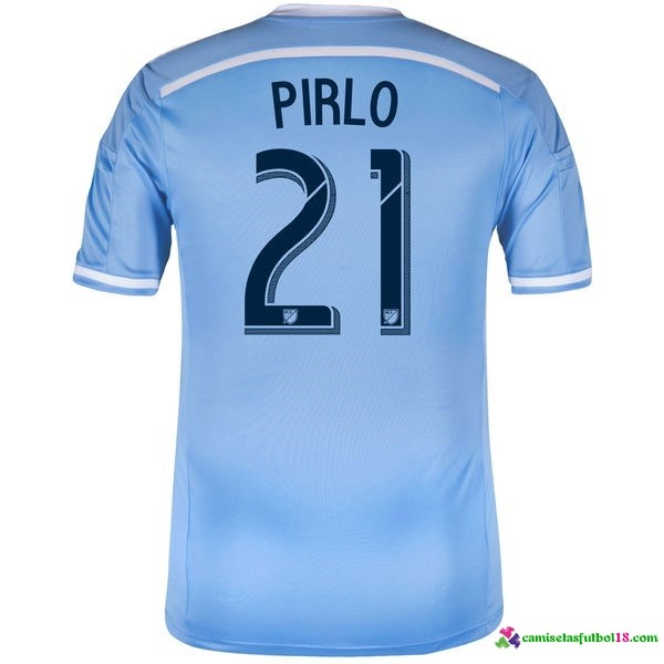 Pirlo Camiseta 1ª Kit New York City 2016 2017