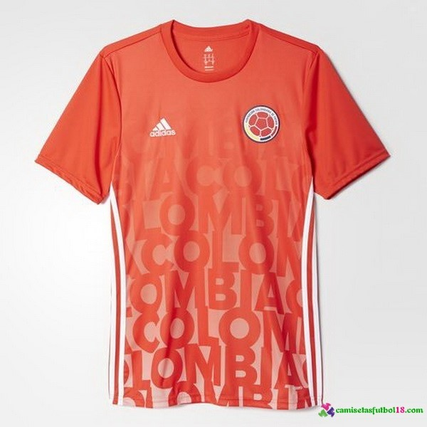 Pre Match Camiseta Colombia 2017