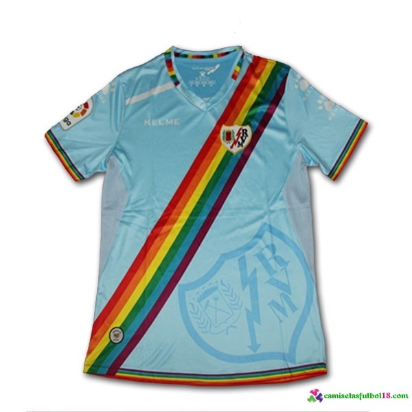 Camiseta 3ª Kit Rayo Vallecano 2016 2017