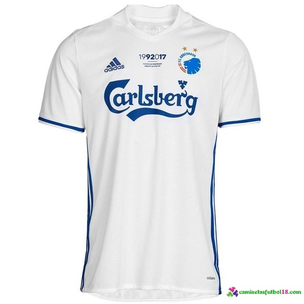 Camiseta 1ª Kit Copenhague 2017 2018