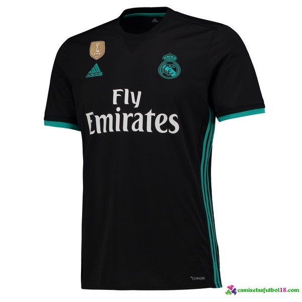 Tailandia Camiseta 2ª Kit Real Madrid 2017 2018