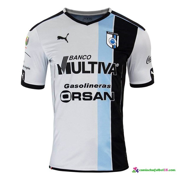 Camiseta 2ª Kit Queretaro 2016 2017