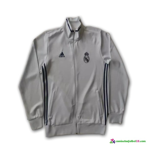 Chaqueta Real Madrid Blanco 2016 2017