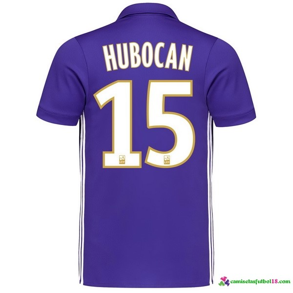 Hubocan Camiseta 3ª Kit Marsella 2017 2018