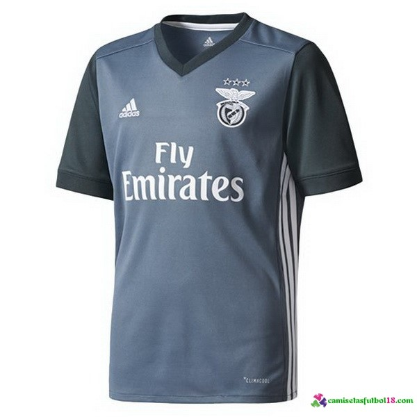 Camiseta 2ª Kit Benfica 2017 2018