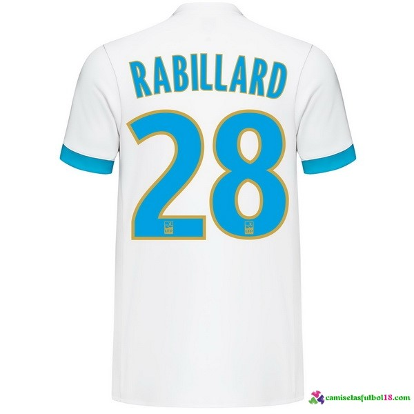 Rabillard Camiseta 1ª Kit Marsella 2017 2018