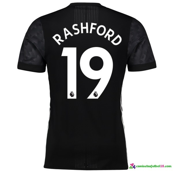 Rashford Camiseta 2ª Kit Manchester United 2017 2018