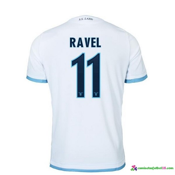 Ravel Camiseta 3ª Kit Lazio 2016 2017