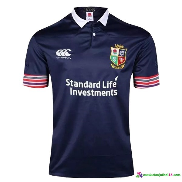 Camisetas Rugby 2ª Kit Irish Lions 2016 2017