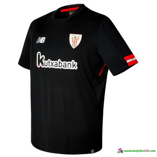 Camiseta 2ª Kit Athletic Bilbao 2017 2018