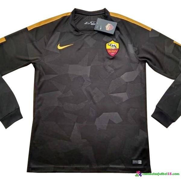 Tailandia 3ª Kit ML As Roma 2017 2018