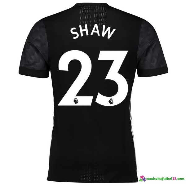 Shaw Camiseta 2ª Kit Manchester United 2017 2018