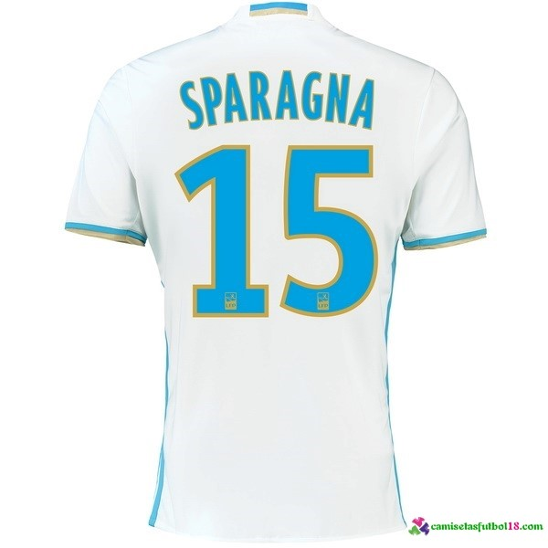 Sparagna Camiseta 1ª Kit Marsella 2016 2017