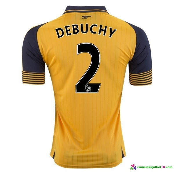 Debuchy Camiseta 2ª Kit Arsenal 2016 2017