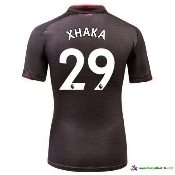 Xhaka Camiseta 3ª Kit Arsenal 2017 2018