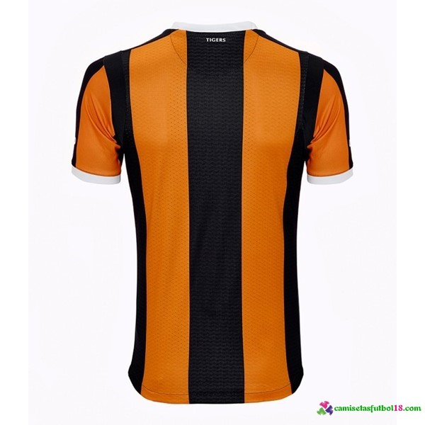 Camiseta 1ª Kit Hull City 2016 2017