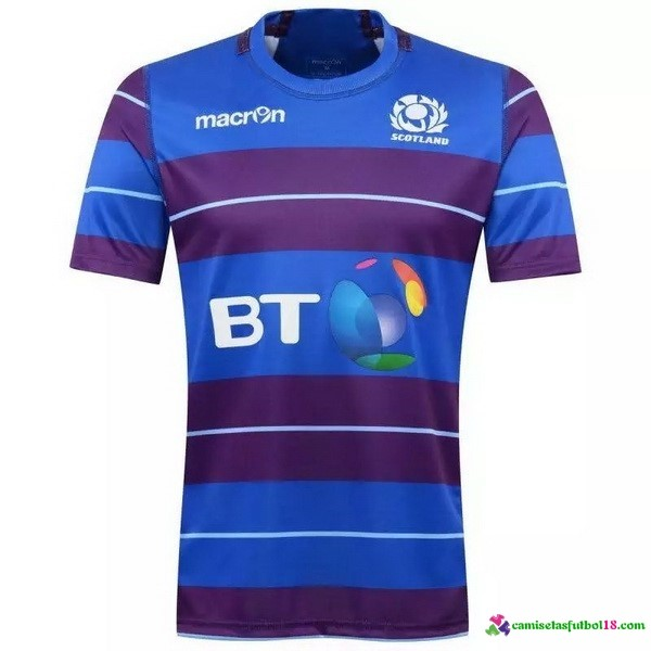 Camisetas Rugby 1ª Kit Scotland 2016 2017