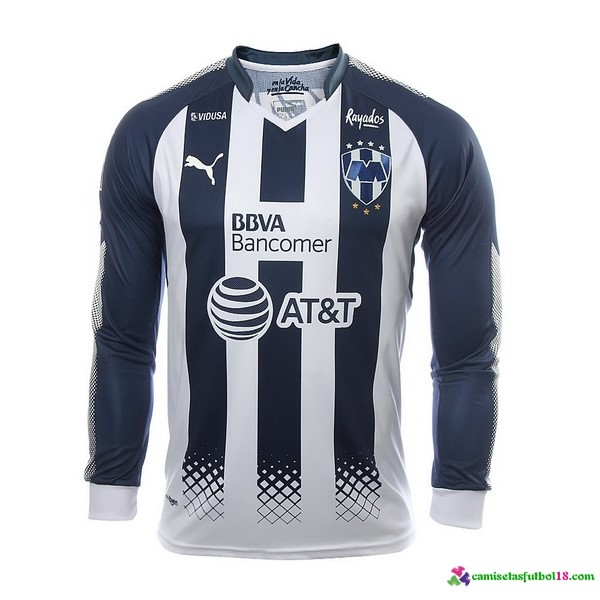 Tailandia 1ª Kit ML Monterrey 2017 2018