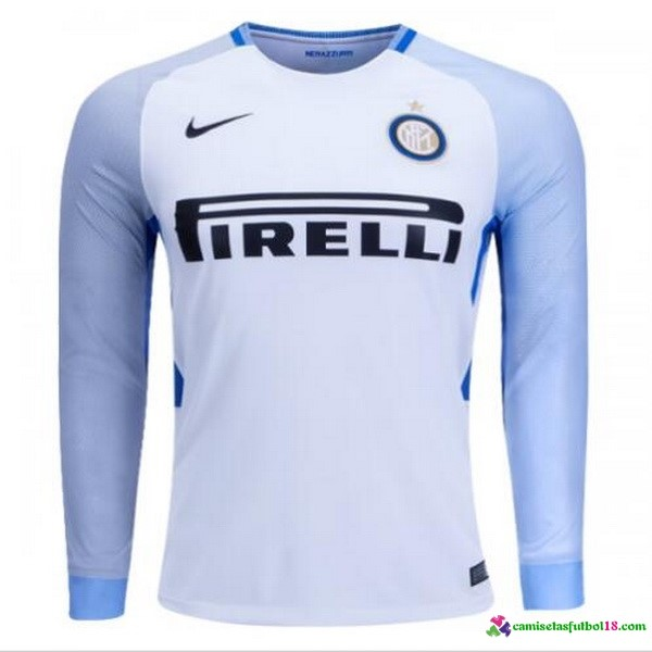 Tailandia 2ª Kit ML Inter Milan 2017 2018
