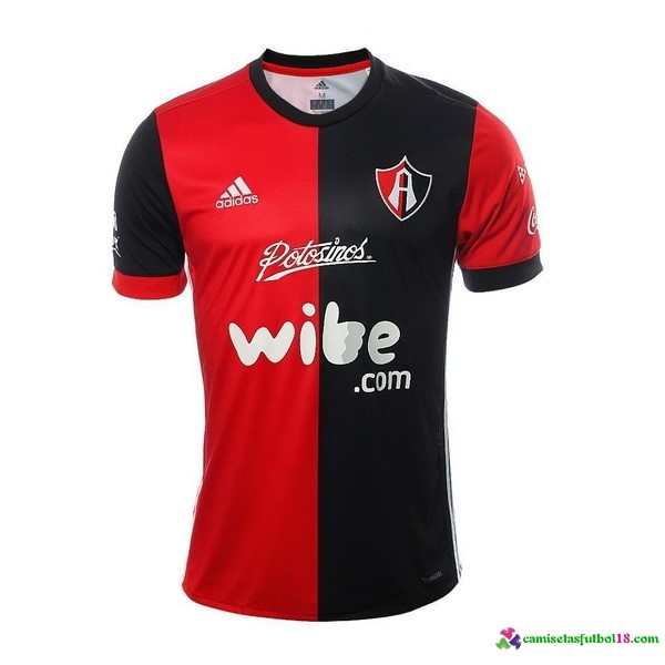 Tailandia Camiseta 1ª Kit Atlas FC 2017 2018