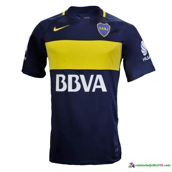 Tailandia Camiseta 1ª Kit Boca Juniors 2016 2017