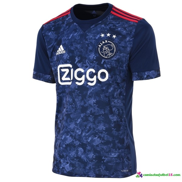 Tailandia Camiseta 2ª Kit Ajax 2017 2018