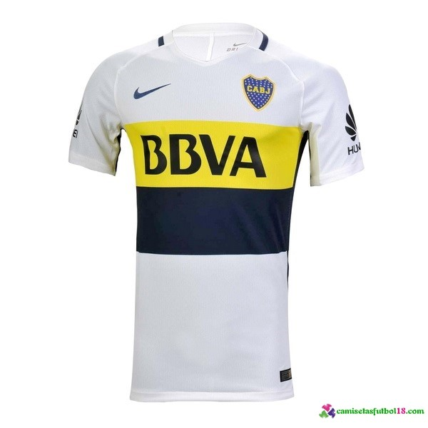 Tailandia Camiseta 2ª Kit Boca Juniors 2016 2017