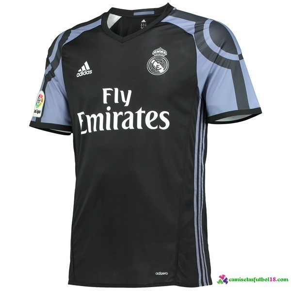 Tailandia Camiseta 3ª Kit Real Madrid 2016 2017