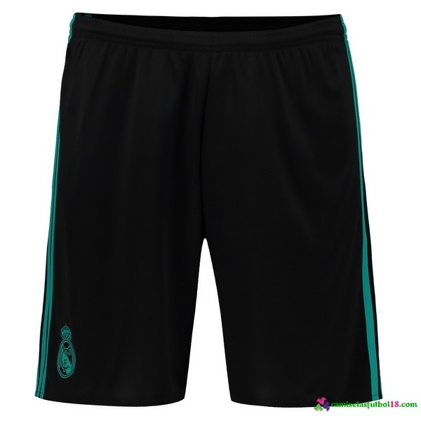 Tailandia Pantalones 2ª Kit Real Madrid 2017 2018