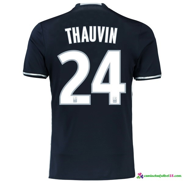 Thauvin Camiseta 2ª Kit Marsella 2016 2017