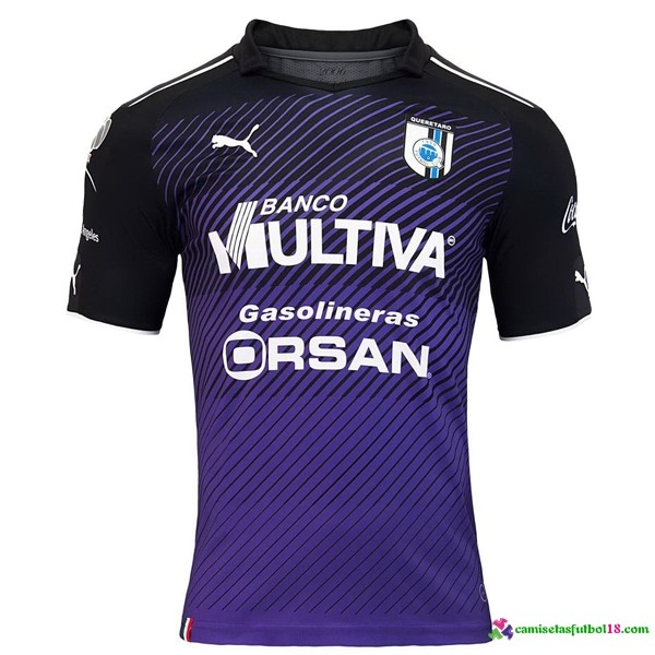 Camiseta 3ª Kit Queretaro 2016 2017