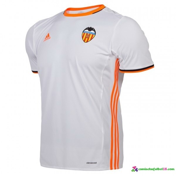 Camiseta 1ª Kit Valencia 2016 2017