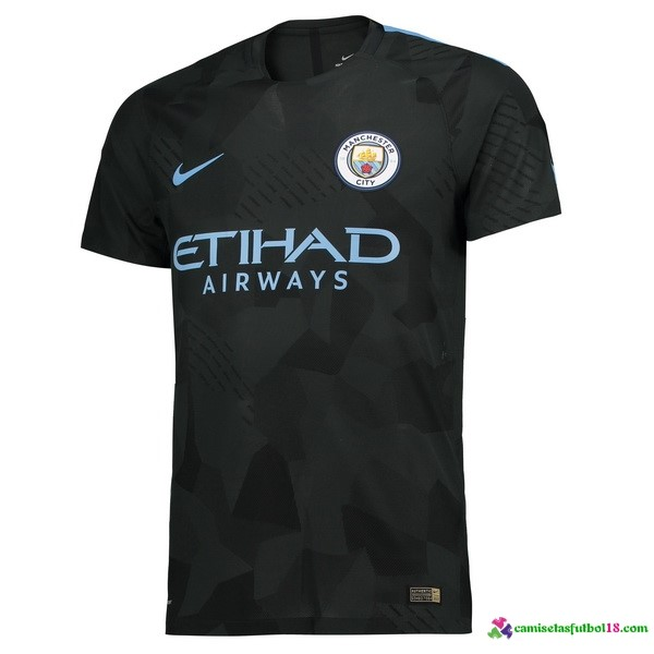 Camiseta 3ª Kit Manchester City 2017 2018
