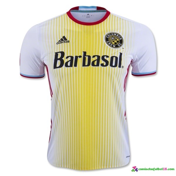 Camiseta 2ª Kit Columbus Crew 2016 2017