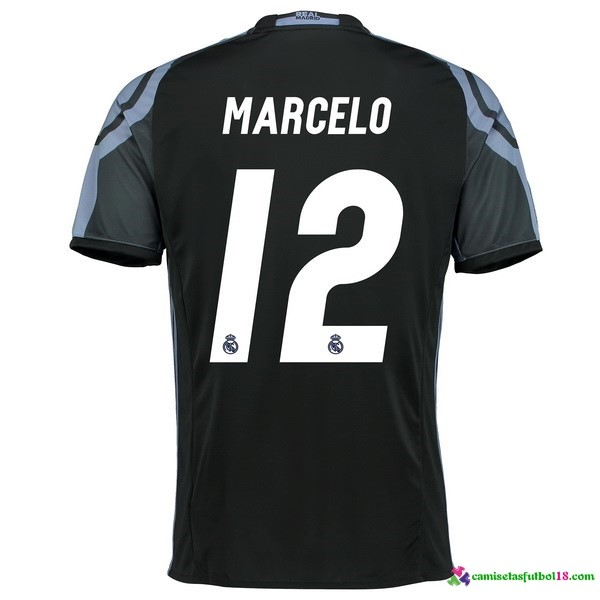 Marcelo Camiseta 3ª Kit Real Madrid 2016 2017