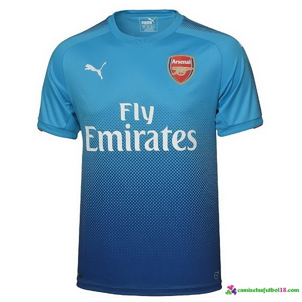 Tailandia Camiseta 2ª Kit Arsenal 2017 2018