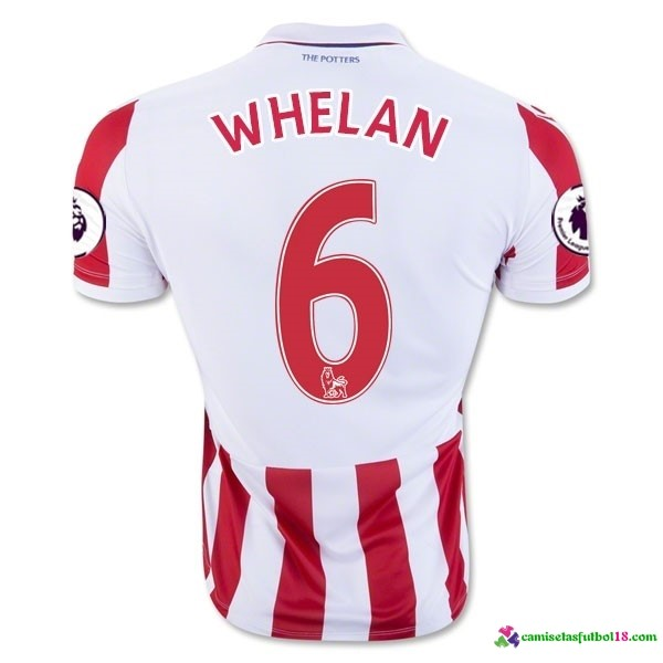 Whelan Camiseta 1ª Kit Stoke City 2016 2017