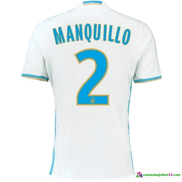 Manquillo Camiseta 1ª Kit Marsella 2016 2017