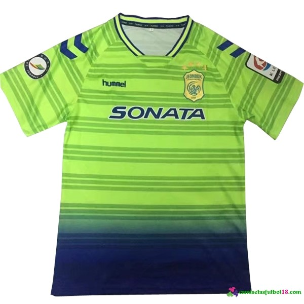 Camiseta 1ª Kit Jeonbuk 2017 2018