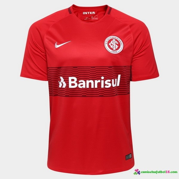 Camiseta 1ª Kit Internacional 2017 2018