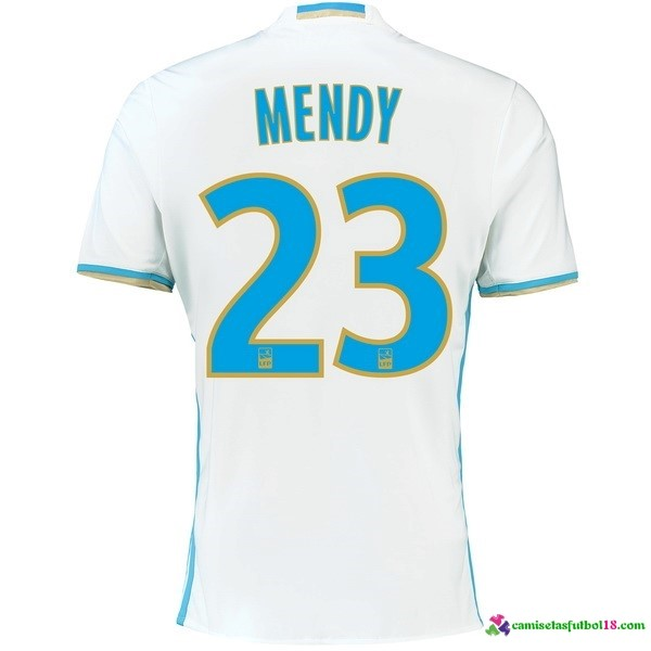 Mendy Camiseta 1ª Kit Marsella 2016 2017