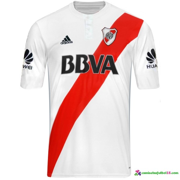 Camiseta 1ª Kit River Plate 2017 2018