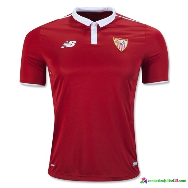 Camiseta 2ª Kit Sevilla 2016 2017