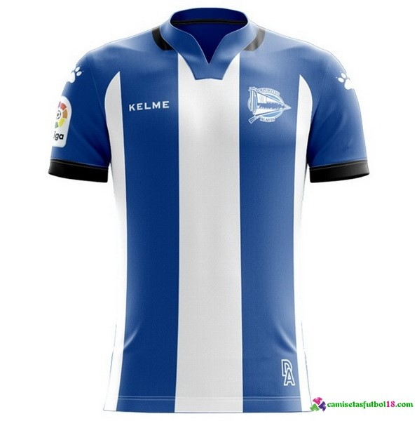 Camiseta 1ª Kit Alaves 2017 2018