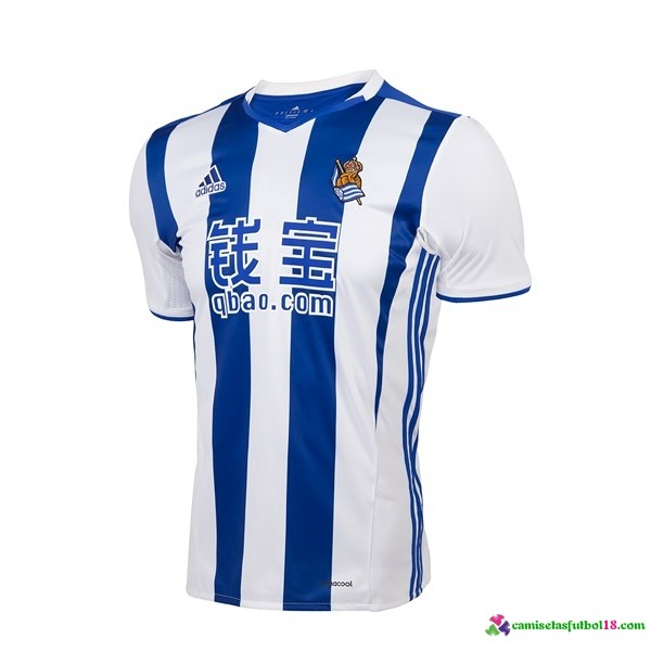 Camiseta 1ª Kit Real sociedad 2016 2017