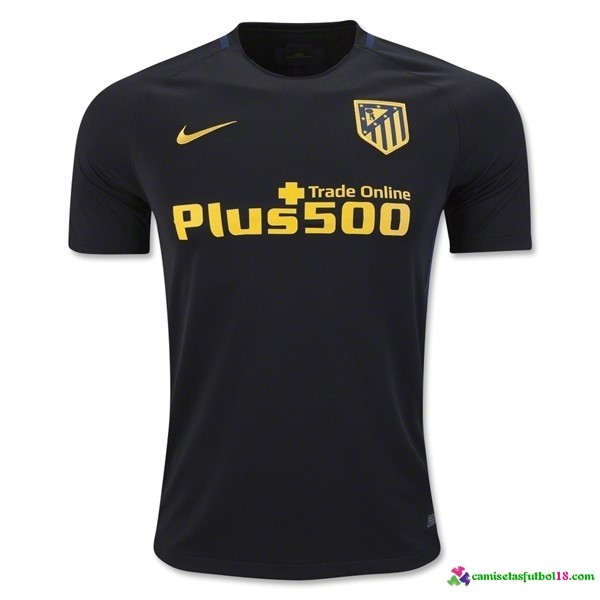 Camiseta 2ª Kit Atletico Madrid 2016 2017