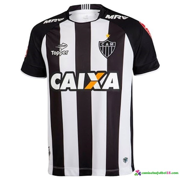 Camiseta 1ª Kit Atletico Mineiro 2017 2018